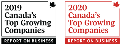 Canada's Top Growing Companies (2019, 2020)