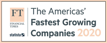 The Americas' Fastest Growing Companies (2020)